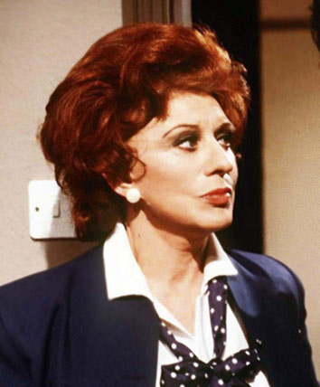 Actress Pat Phoenix  (Photo: ITV)