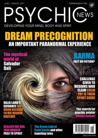 August 2017 (Issue No 4154)