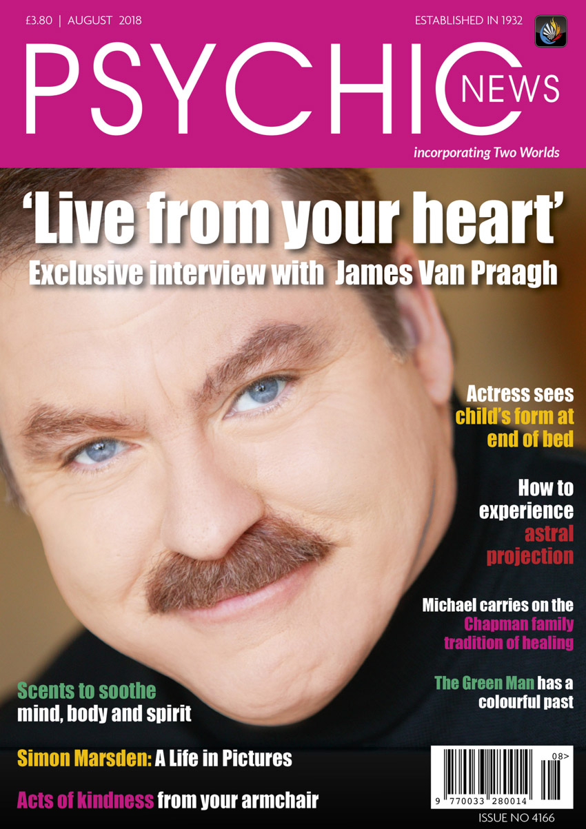 Psychic News Magazine