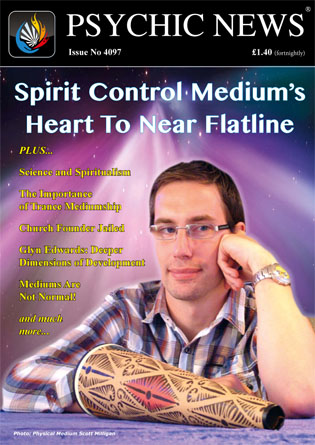 Psychic News Magazine 31
