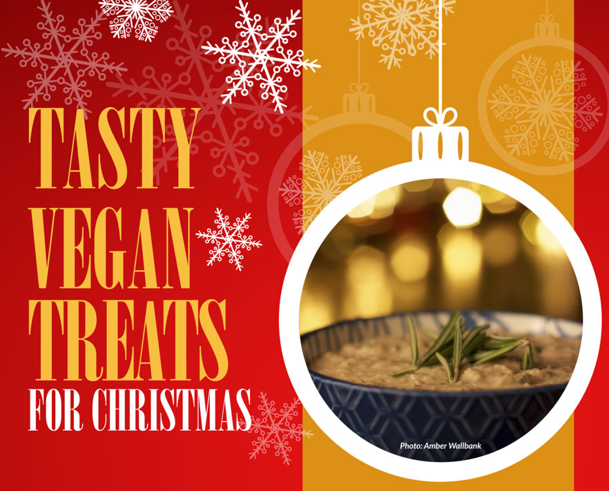 TASTY  VEGAN TREATS 