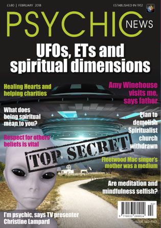 February 2018 (Issue No 4160)
