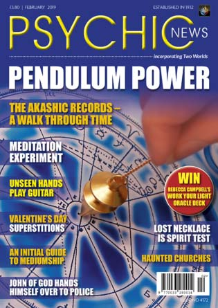 February 2019 (Issue No 4172)