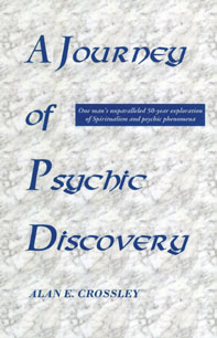 A Journey of Psychic Discovery A book review by Graham Jennings