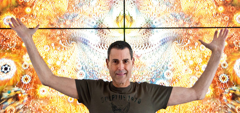 Uri Geller – Photo: Thom Bleasdale