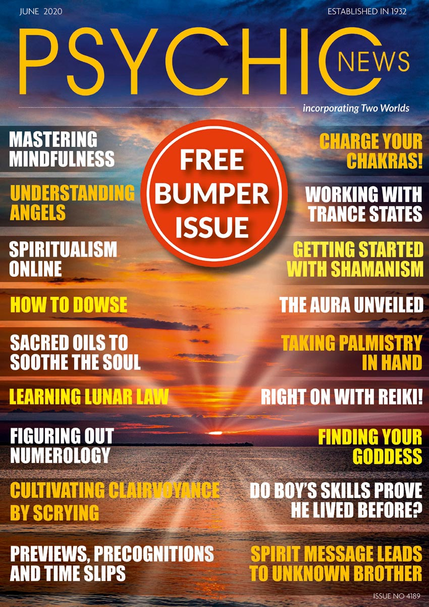 June 2020 (Issue No 4188)
