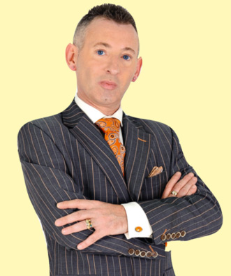 TV medium Colin Fry