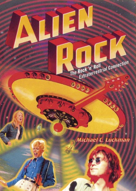 Alien Rock book cover