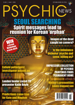 May 2018 (Issue No 4163)