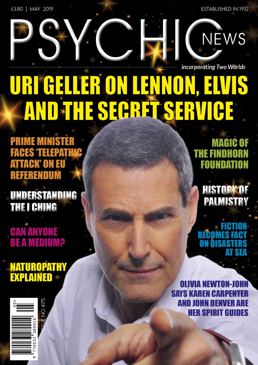 May 2019 (Issue No 4175)