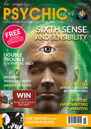 Magazine 55 November 2014 issue (Issue No 4121)