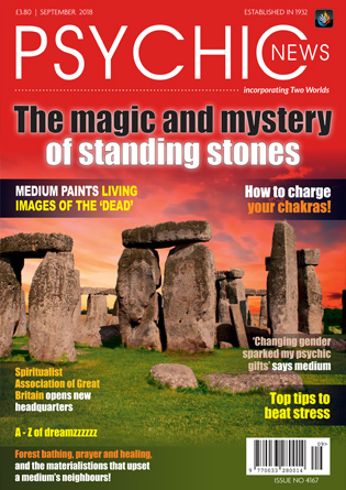 September 2018 (Issue No 4167)